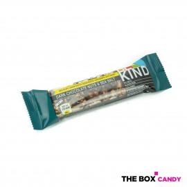 Be Kind Frutos Secos con Chocolate y Sal Marina, 12 uds