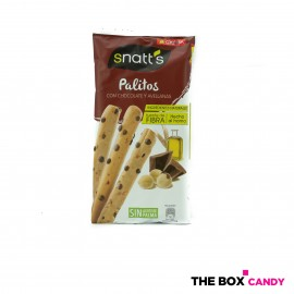 Snatt's Palitos Chocolate y Avellanas, 1 ud