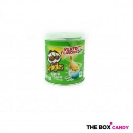 Pringles Crema Agria y Cebolla 40 grs., 1 ud