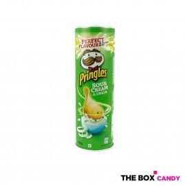 Pringles Crema Agria y Cebolla 165 grs., 1 ud