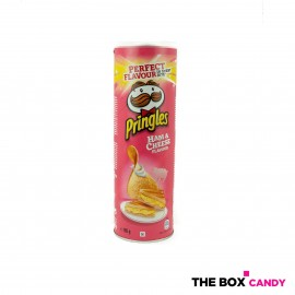 Pringles Jamón y Queso 165 grs., 1 ud