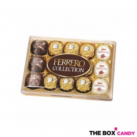 Bombones Ferrero Collection T15
