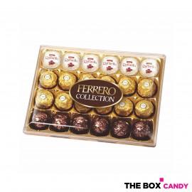 Bombones Ferrero Collection T24